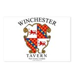 Winchester Tavern Postcards (Package of 8)