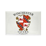Winchester Tavern Rectangle Magnet (100 pack)