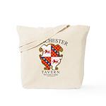 Winchester Tavern Tote Bag