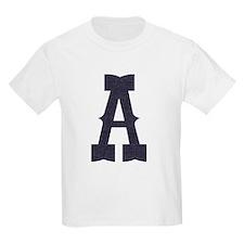 Denim western monogram (any l T-Shirt
