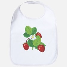 STRAWBERRY PLANT (3) Bib