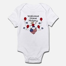 Welcome Home Mommy - Boy  Infant Bodysuit