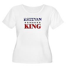 ESTEVAN for king T-Shirt