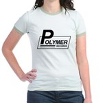Polymer Records Jr. Ringer T-Shirt