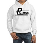 Polymer Records Hooded Sweatshirt