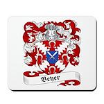 Beyer Family Crest Mousepad