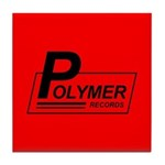 Polymer Records Tile Coaster