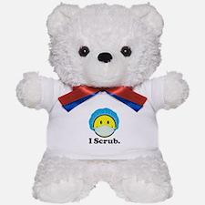 I Scrub Surgical Tech Teddy Bear