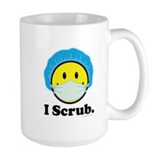 I Scrub Surgical Tech Mug