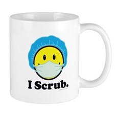 I Scrub Surgical Tech Mug