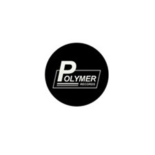 Polymer Records Mini Button (100 pack)
