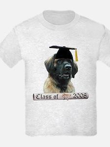 Leonberger Grad 08 T-Shirt