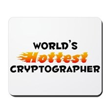World's Hottest Crypt.. (B) Mousepad