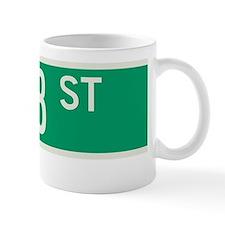 128th Street in NY Mug