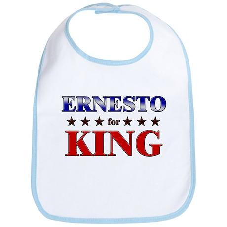 ERNESTO for king Bib