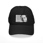 Erwin Schrodinger: Physics Black Cap