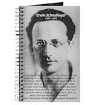 Erwin Schrodinger: Physics Journal