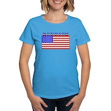 Roddick American Flag Tee
