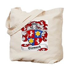 Bismark Family Crest Tote Bag