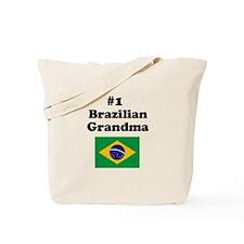 #1 Brazilian Grandma Tote Bag