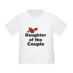 Hearts Daughter of the Couple T