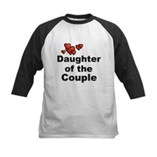 Hearts Daughter of the Couple Tee