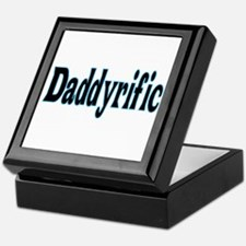 Daddyrific Keepsake Box