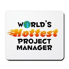 World's Hottest Proje.. (C) Mousepad