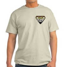 BEAR PRIDE SUPER BEAR/TILE/PKT T-Shirt