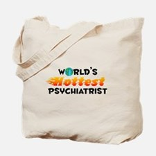 World's Hottest Psych.. (C) Tote Bag