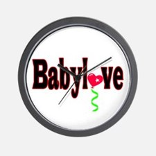 Babylove Wall Clock