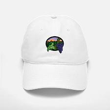GRAPES ON THE VINE Baseball Baseball Cap