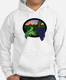 GRAPES ON THE VINE Hoodie