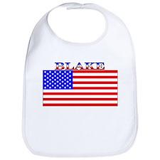 Blake USA American Flag Bib