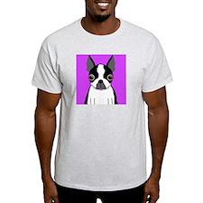 Boston Terrier (Black) T-Shirt
