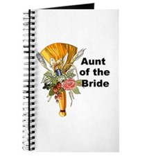 Jumping the Broom Aunt of the Bride Journal