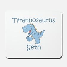 Tyrannosaurus Seth Mousepad