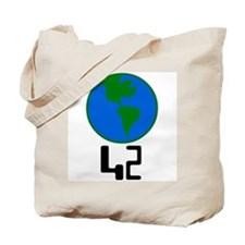 42 world -  Tote Bag
