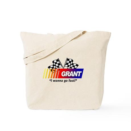 Racing - Grant Tote Bag