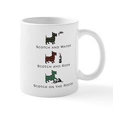 Scotties and Scotch - Mug