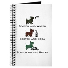 Scotties and Scotch - Journal