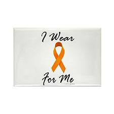 I Wear Orange For Me 1 Rectangle Magnet