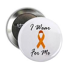 "I Wear Orange For Me 1 2.25"" Button"