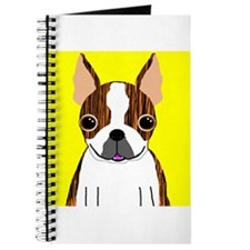 Boston Terrier (Brindle) Journal