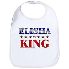ELISHA for king Bib