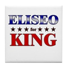 ELISEO for king Tile Coaster