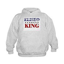 ELISEO for king Hoodie