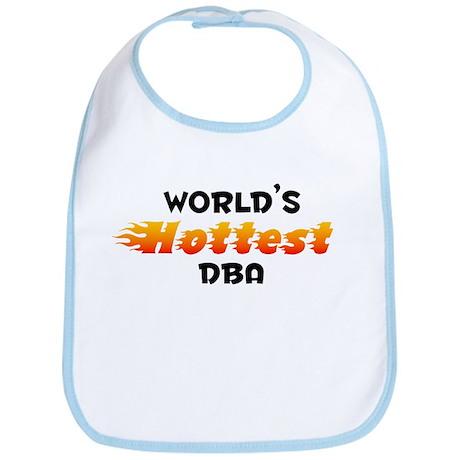 World's Hottest DBA (B) Bib
