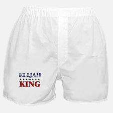 ELIJAH for king Boxer Shorts