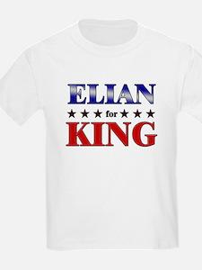 ELIAN for king T-Shirt